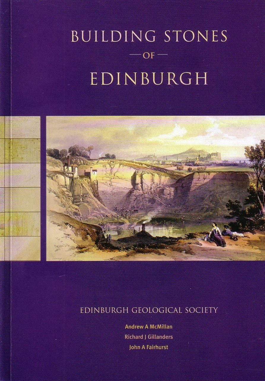 Building Stones of Edinburgh