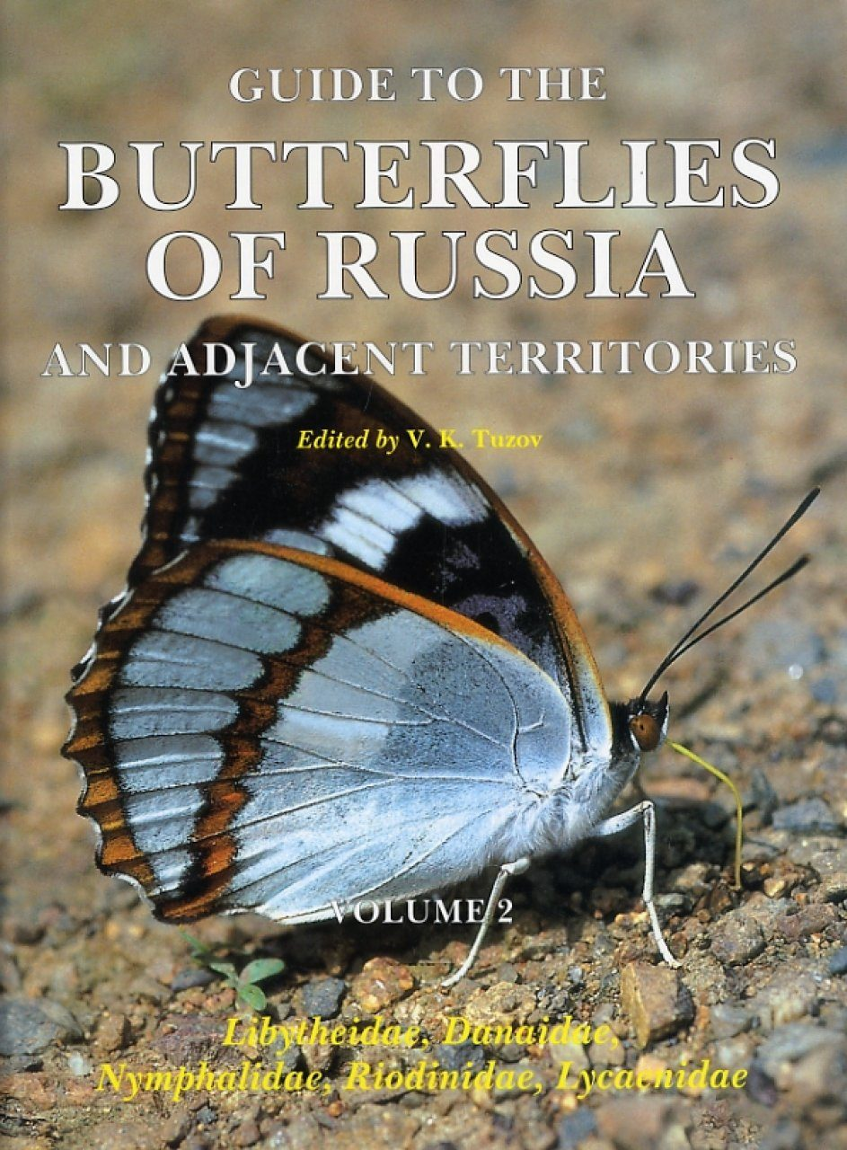 Guide to the Butterflies of Russia and Adjacent Territories, Volume 2
