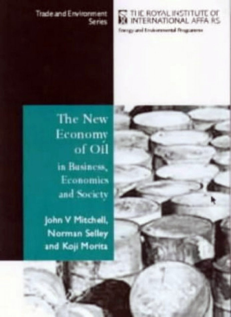 The New Economy of Oil