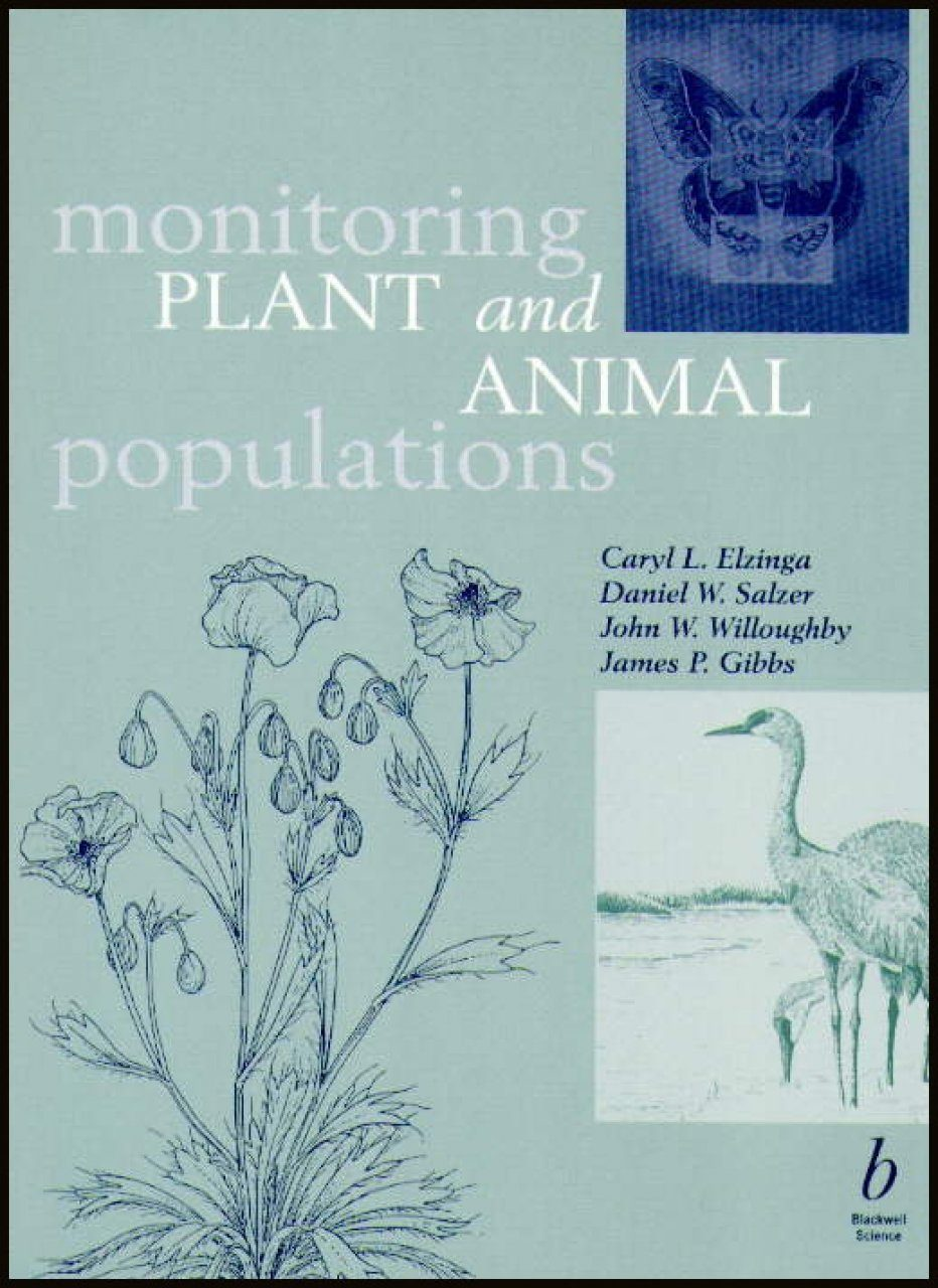 Monitoring Plant and Animal Populations