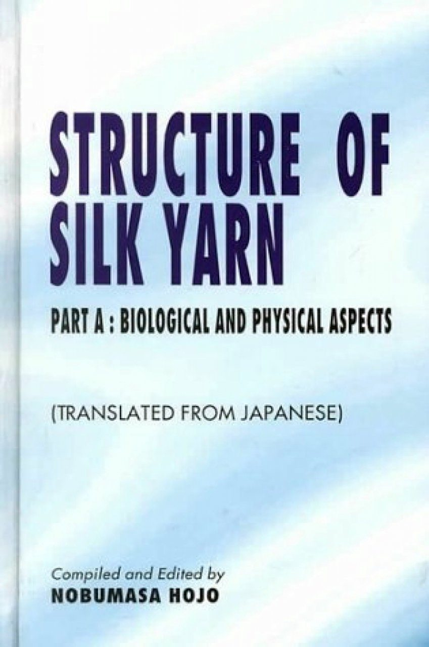 Structure of Silk Yarn
