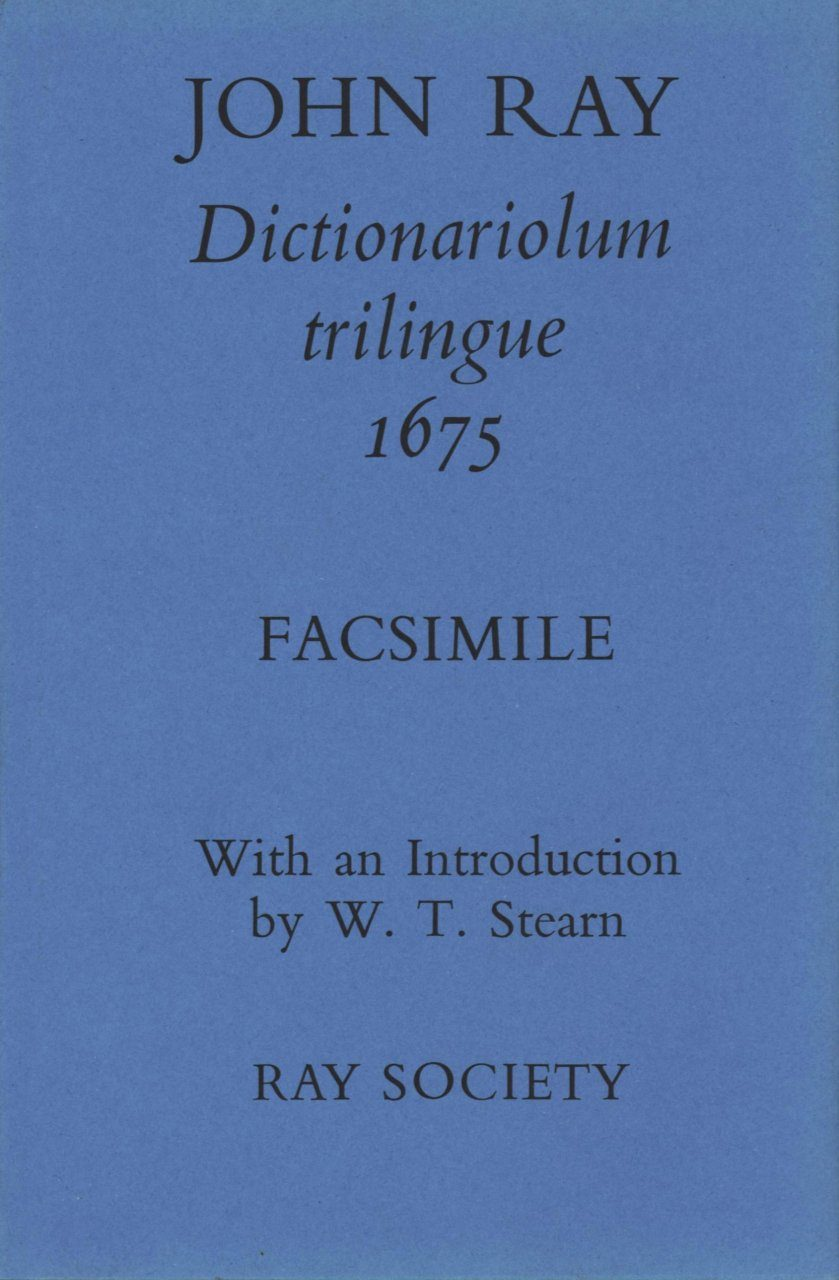Dictionariolum Trilingue 1675