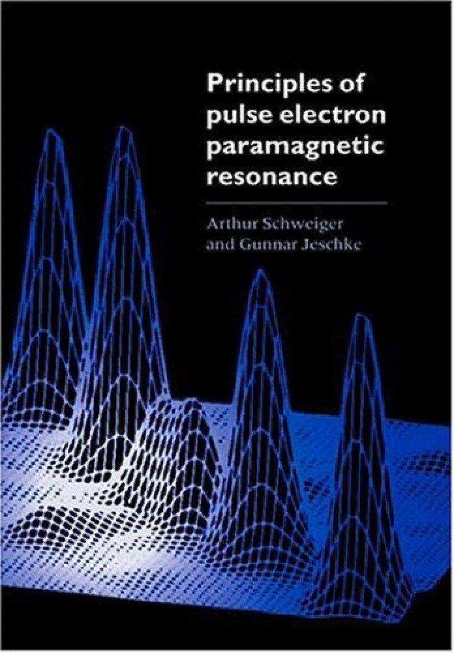 Principles of Pulse Electron Paramagnetic Resonance Spectroscopy