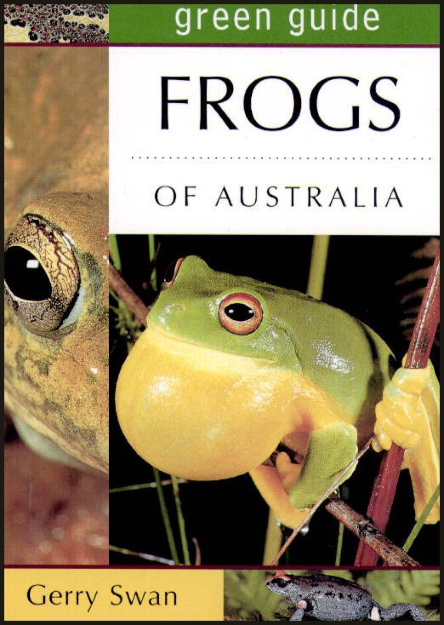 Green Guide to Frogs of Australia