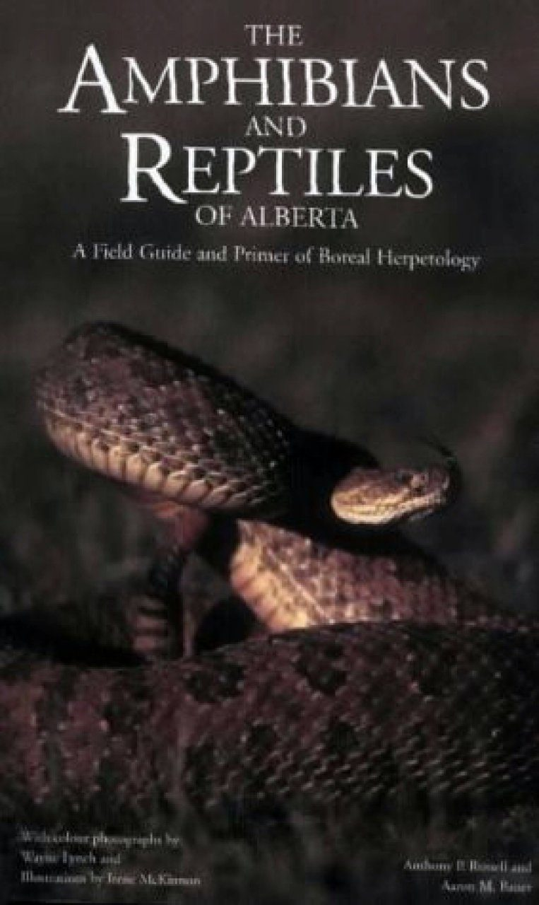 The Amphibians and Reptiles of Alberta