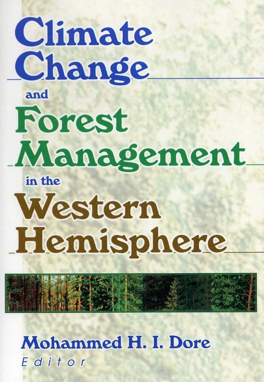Climate Change and Forest Management in the Western Hemisphere