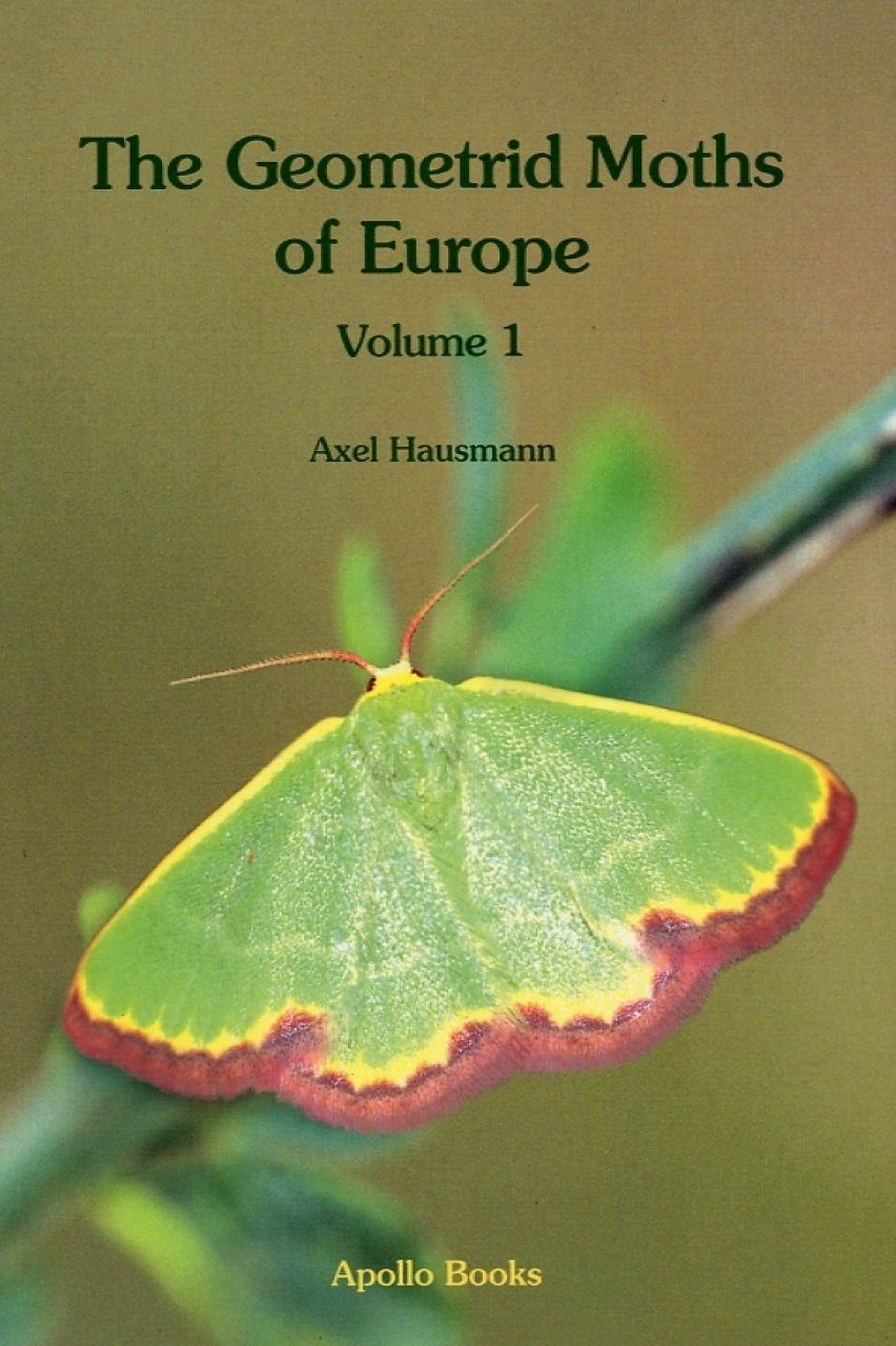 The Geometrid Moths of Europe, Volume 1