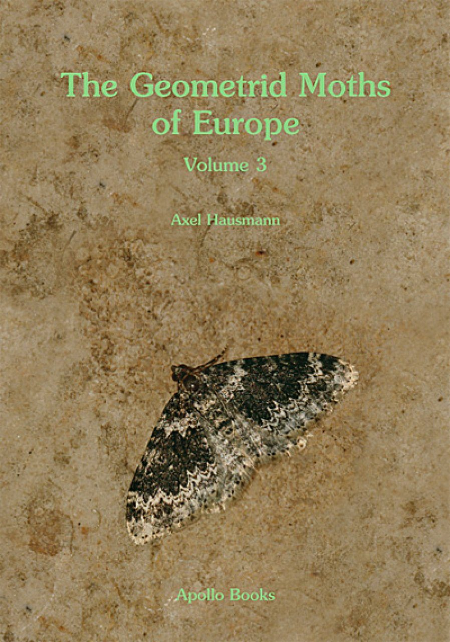 The Geometrid Moths of Europe, Volume 3