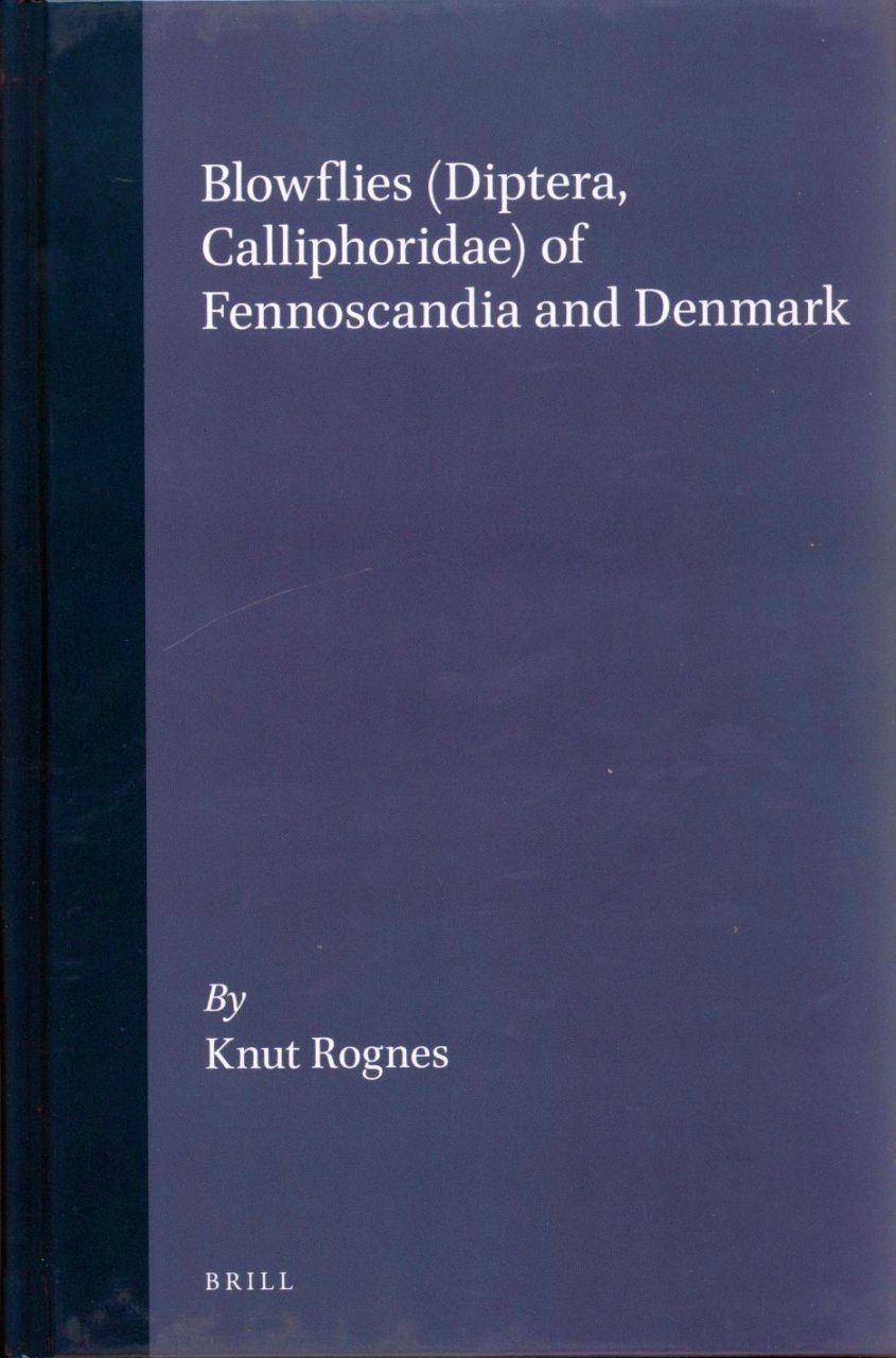 Blowflies (Diptera, Calliphoridae) of Fennoscandia and Denmark