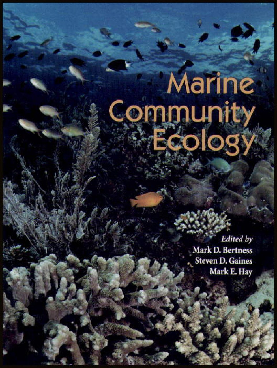 Marine Community Ecology