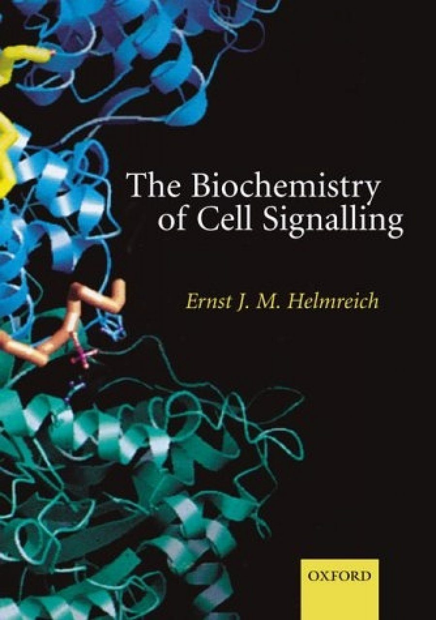 The Biochemistry of Cell Signalling