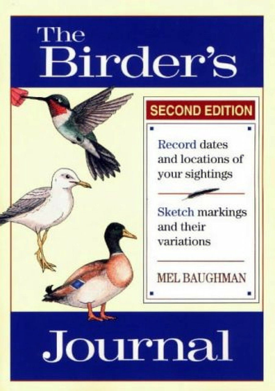 The Birder's Journal