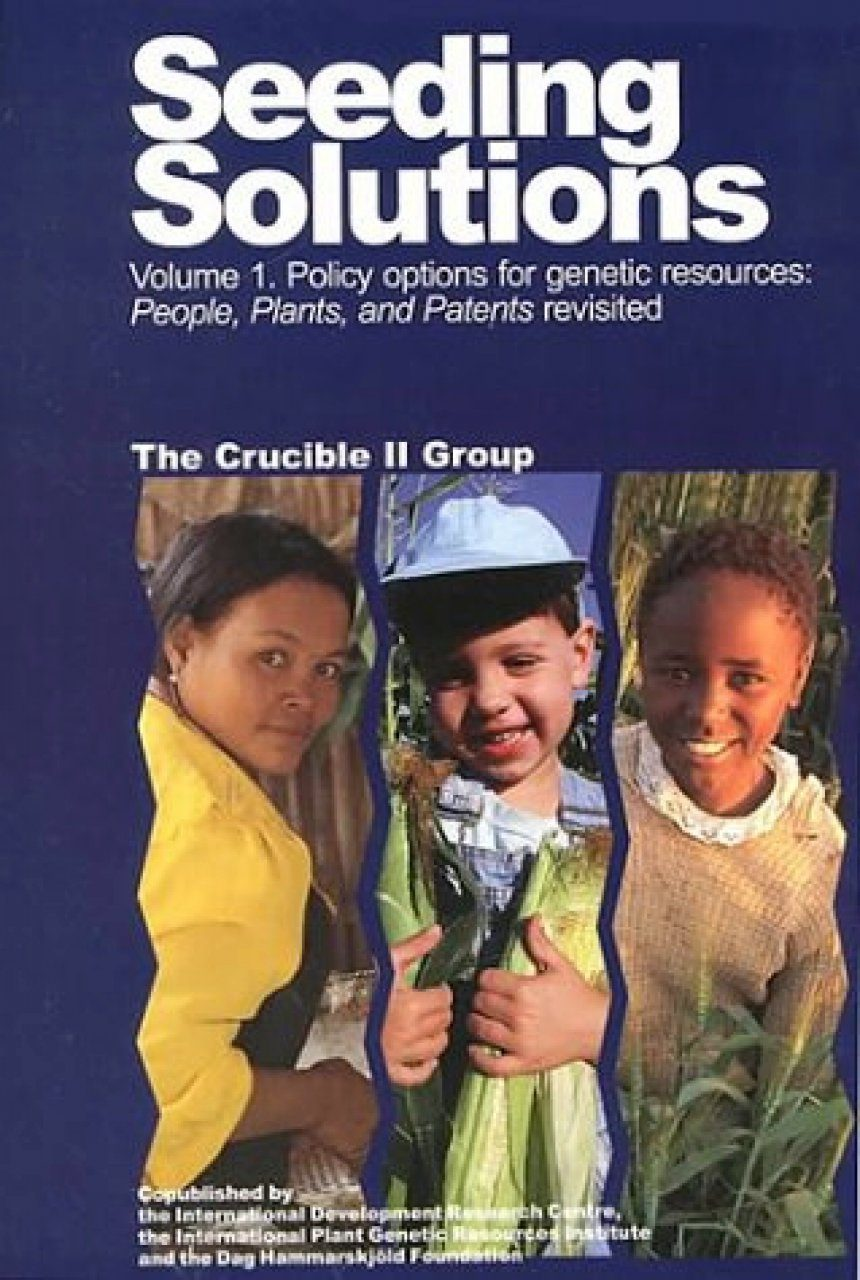 Seeding Solutions, Volume 1