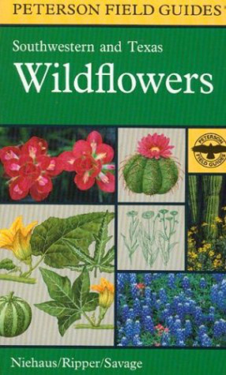Peterson Field Guide to Southwestern and Texas Wildflowers
