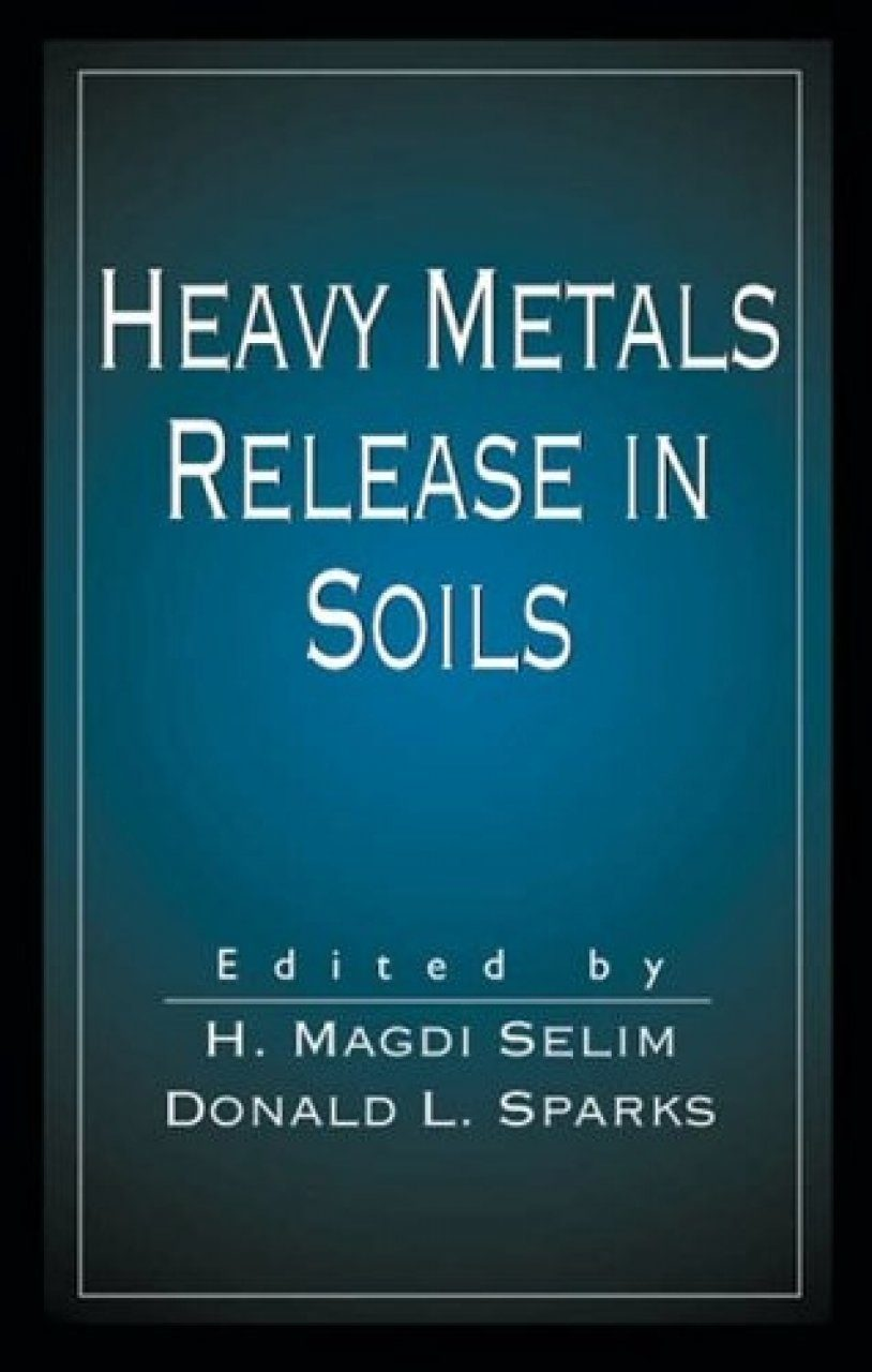 Heavy Metals Release in Soils