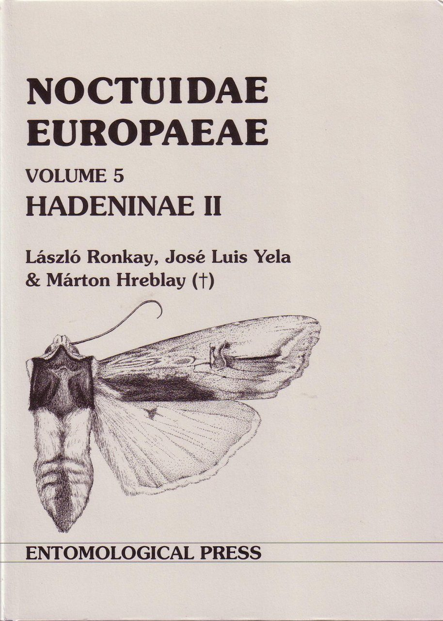 Noctuidae Europaeae, Volume 5 [English]