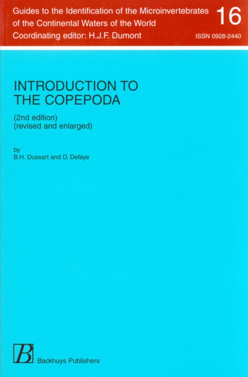 Introduction to the Copepoda