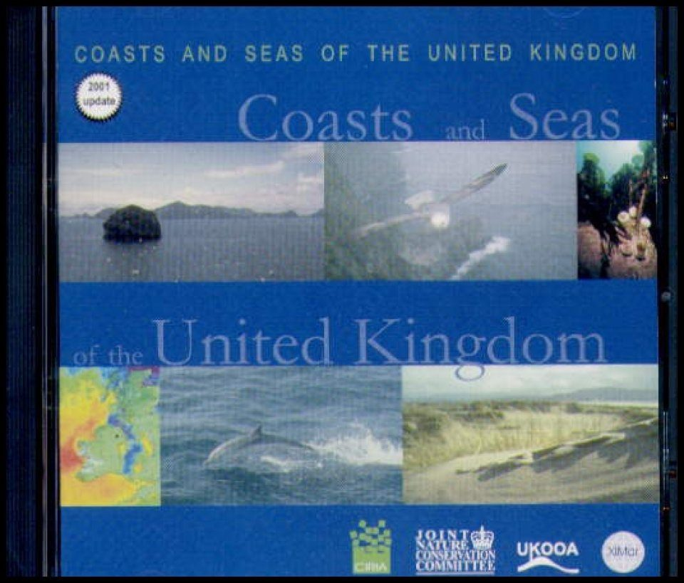 Coasts and Seas of the United Kingdom: Complete on CD-ROM