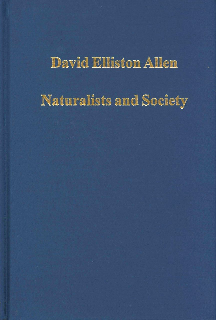 Naturalists and Society