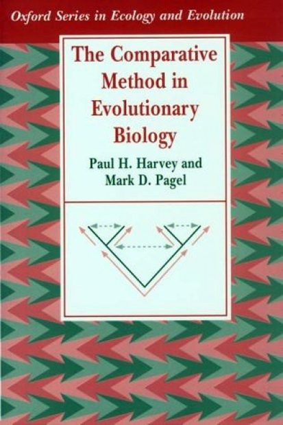 The Comparative Method in Evolutionary Biology