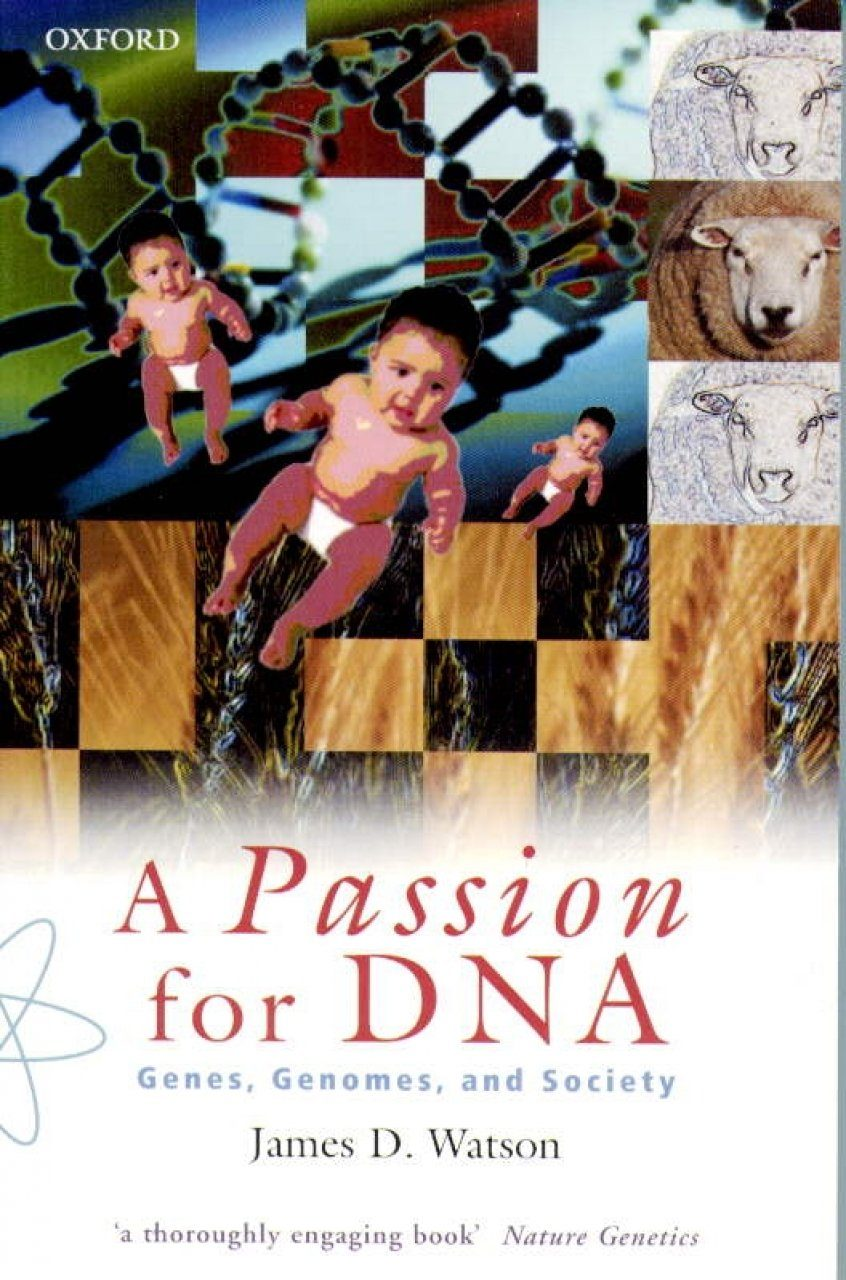 A Passion for DNA