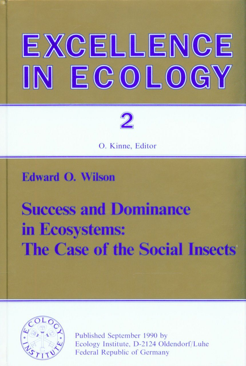Success and Dominance in Ecosystems
