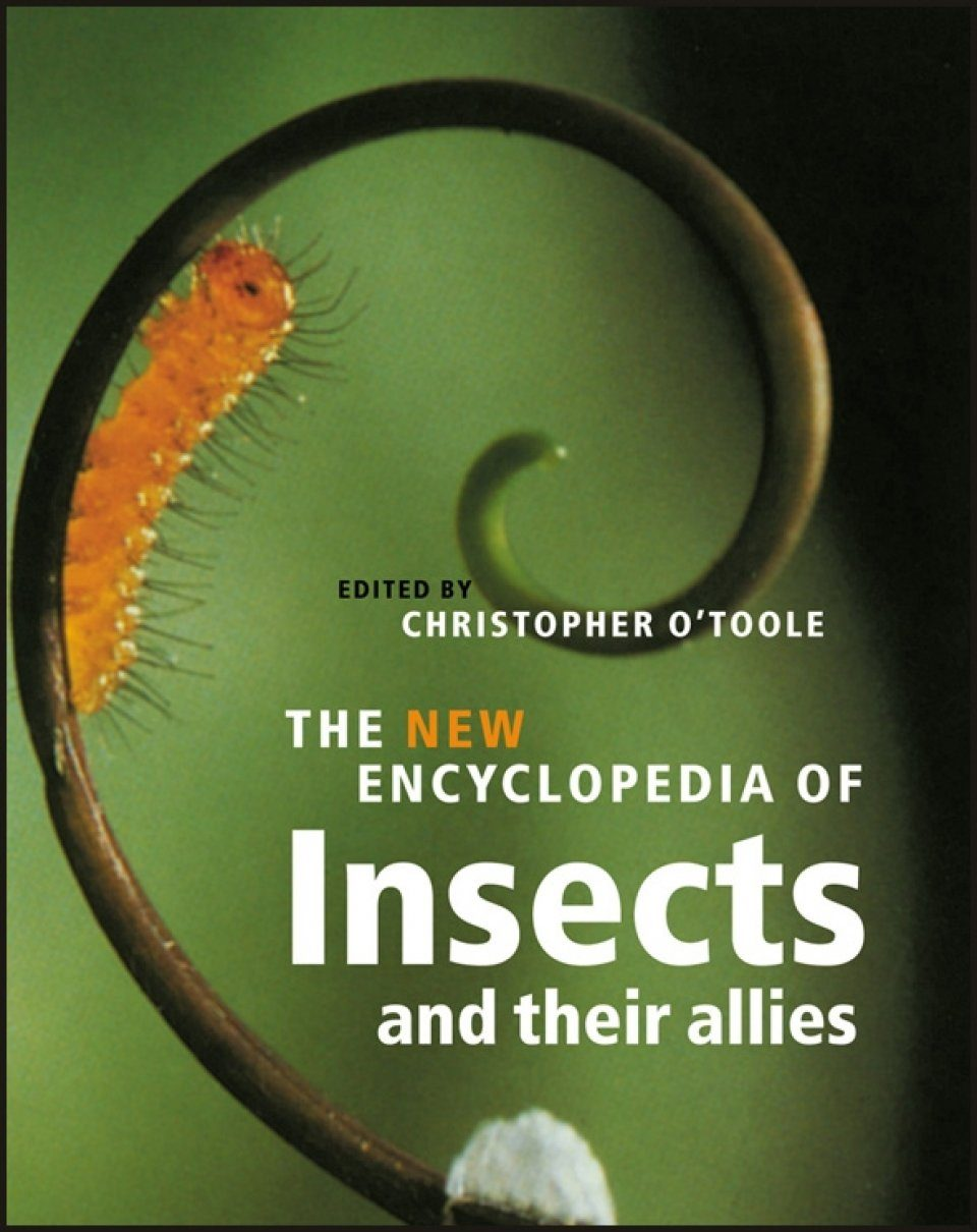 The New Encyclopedia of Insects and their Allies