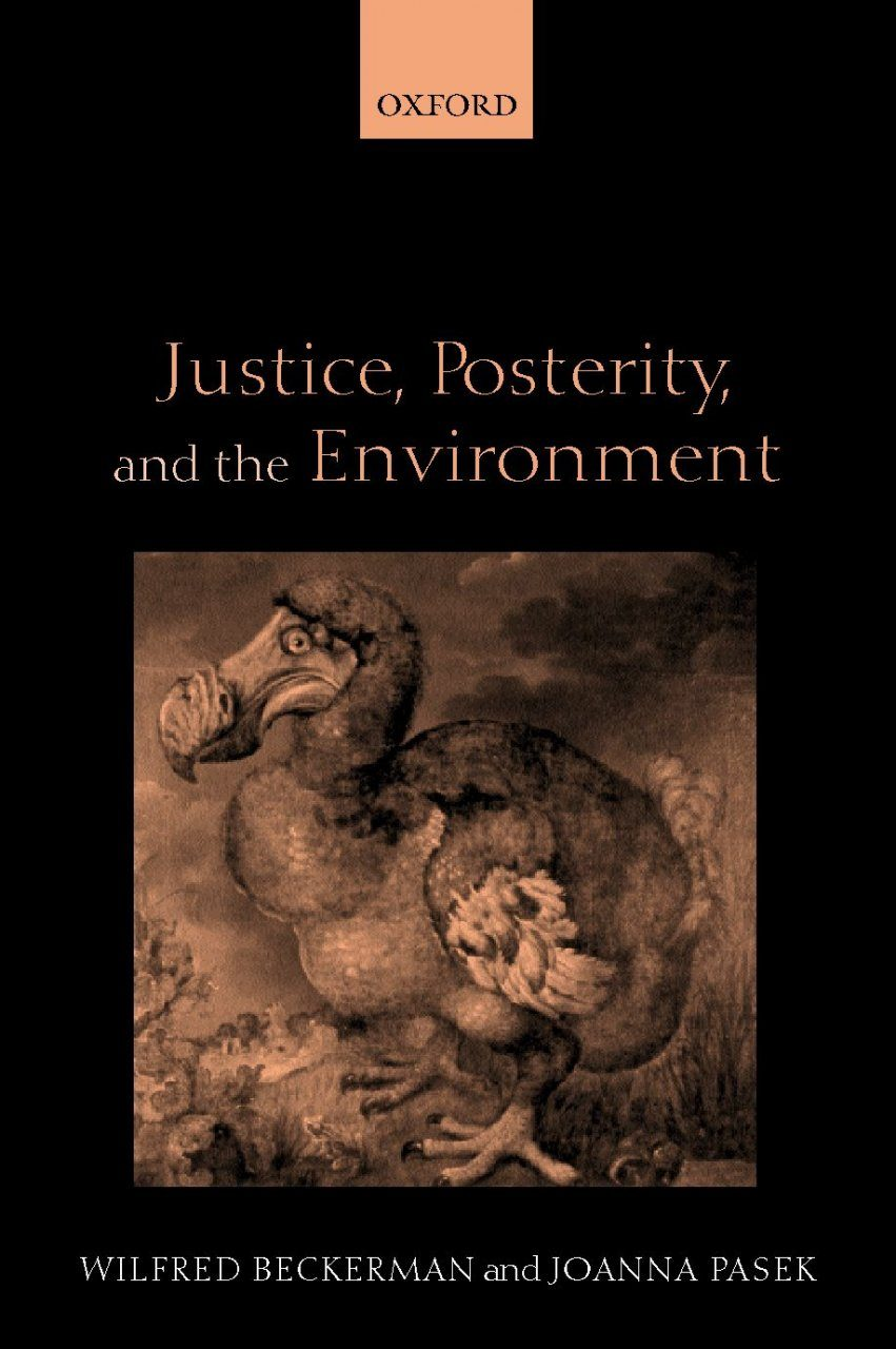 Justice, Prosperity and the Environment