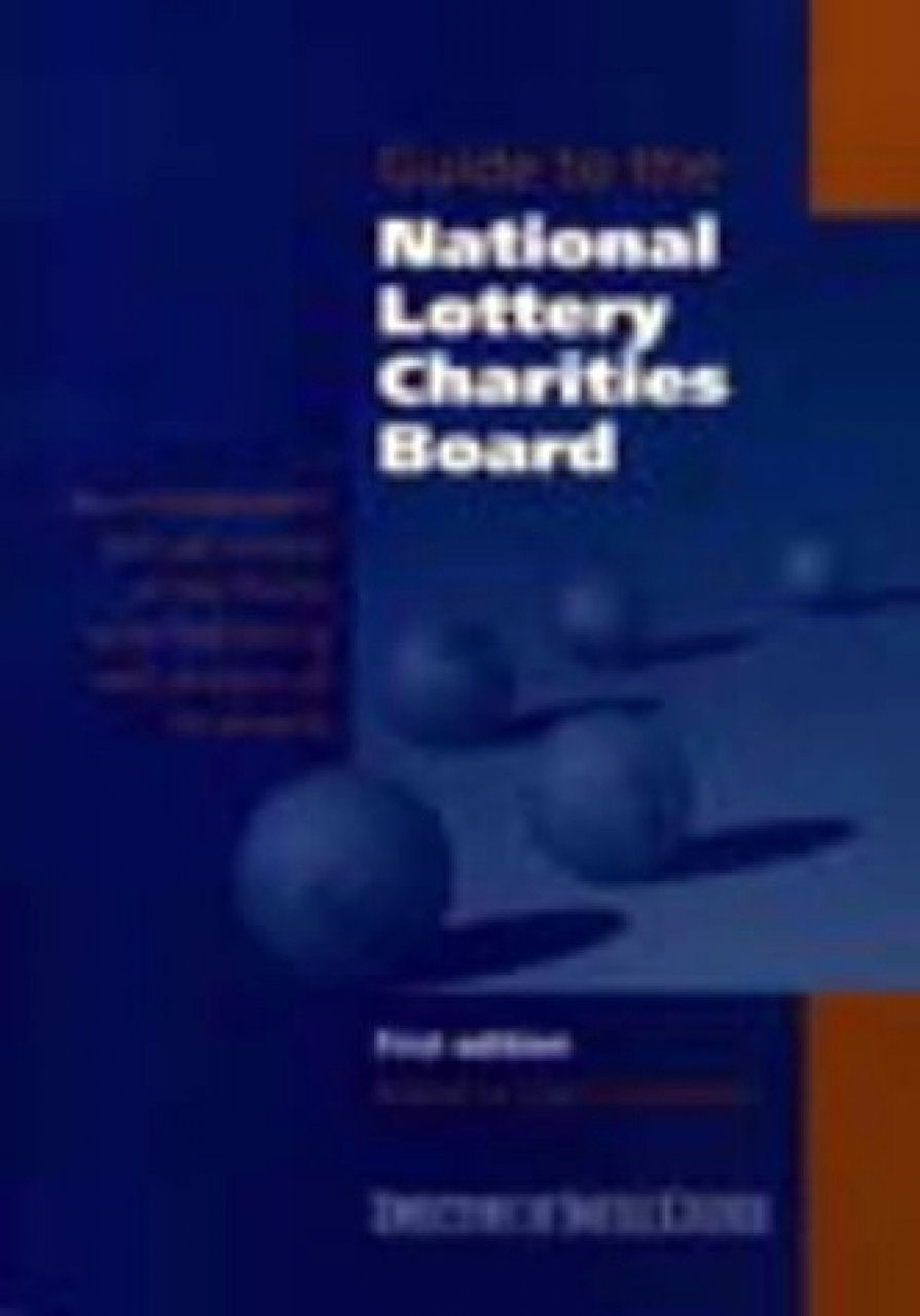 Guide to the National Lottery Charities Board