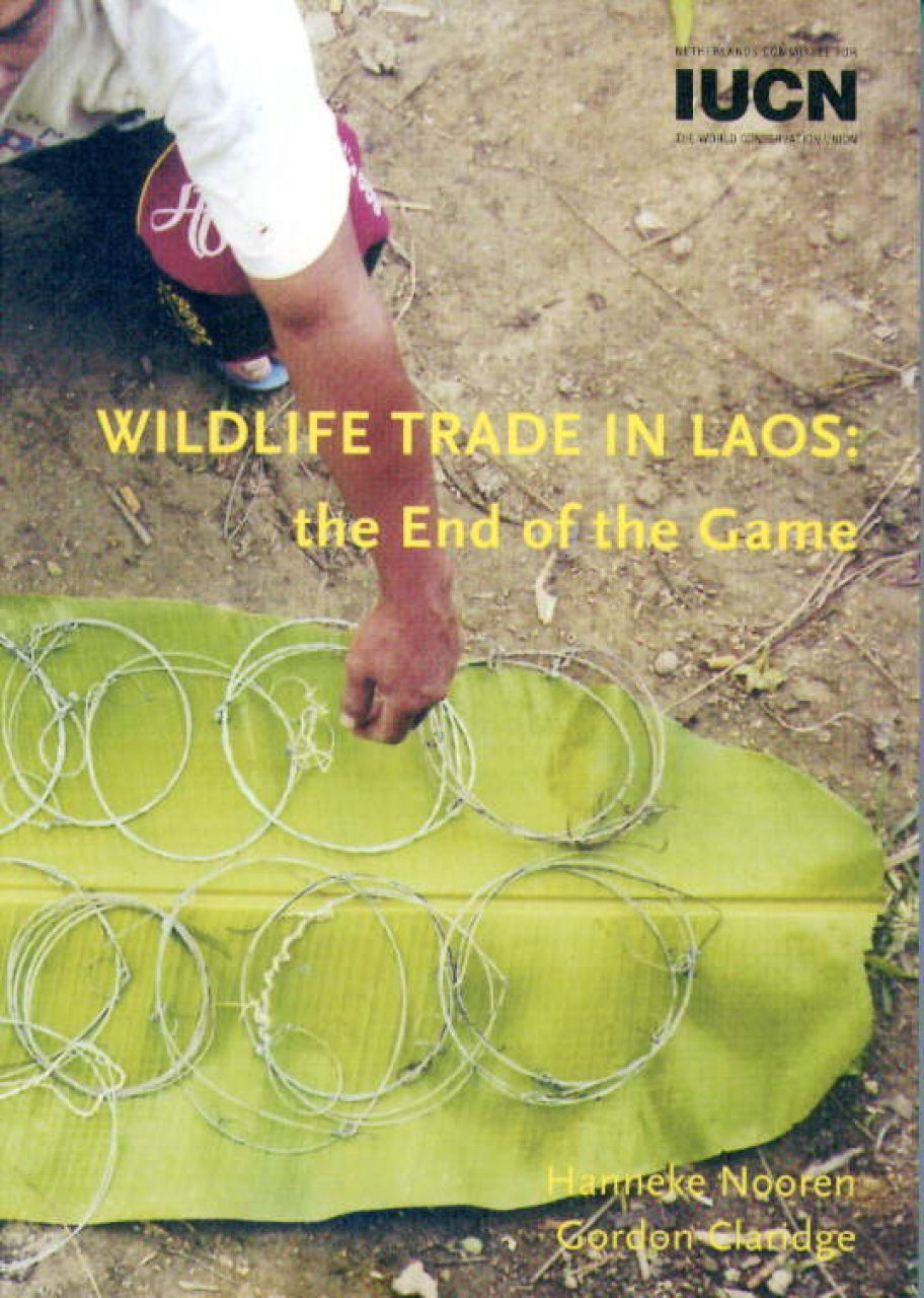 Wildlife Trade in Laos