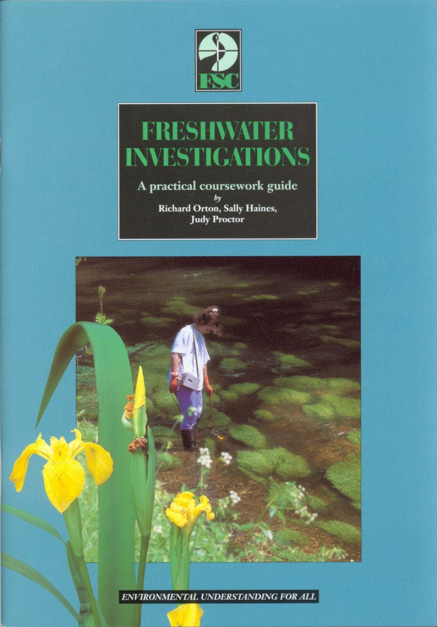 Freshwater Investigations