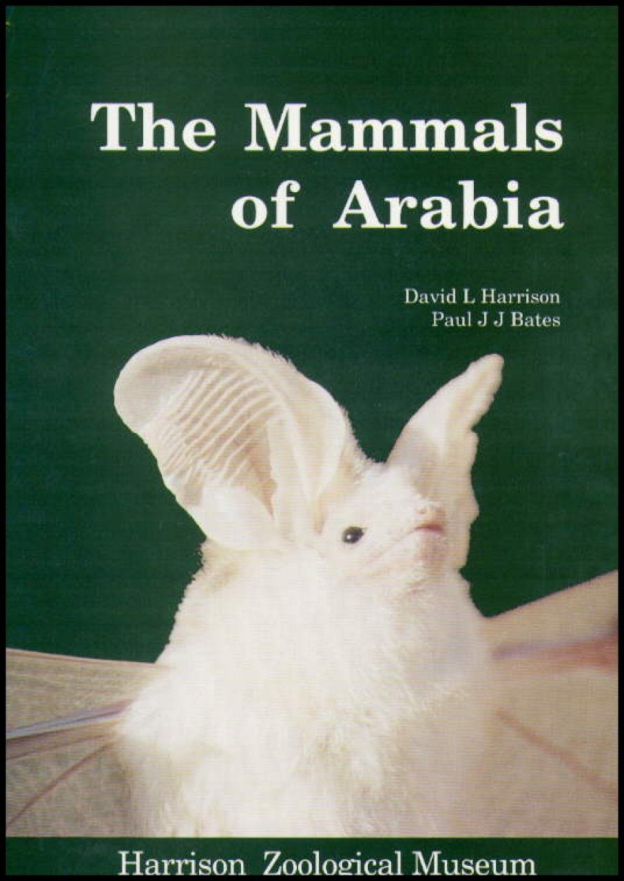 The Mammals of Arabia