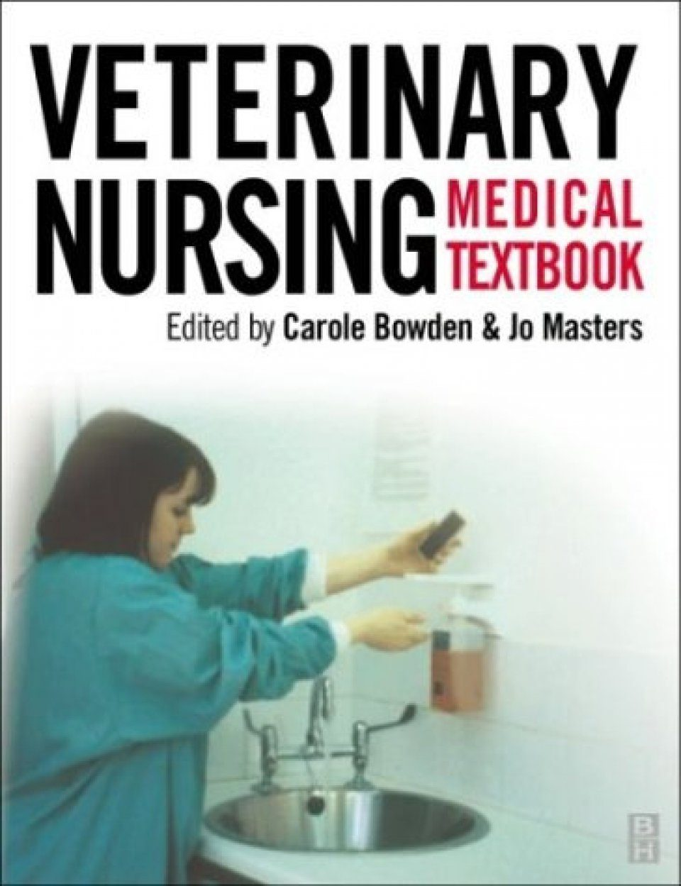 Veterinary Nursing Medical Textbook