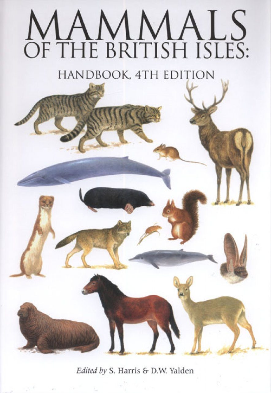 3 letter mammals mammals of the isles handbook stephen harris 20067