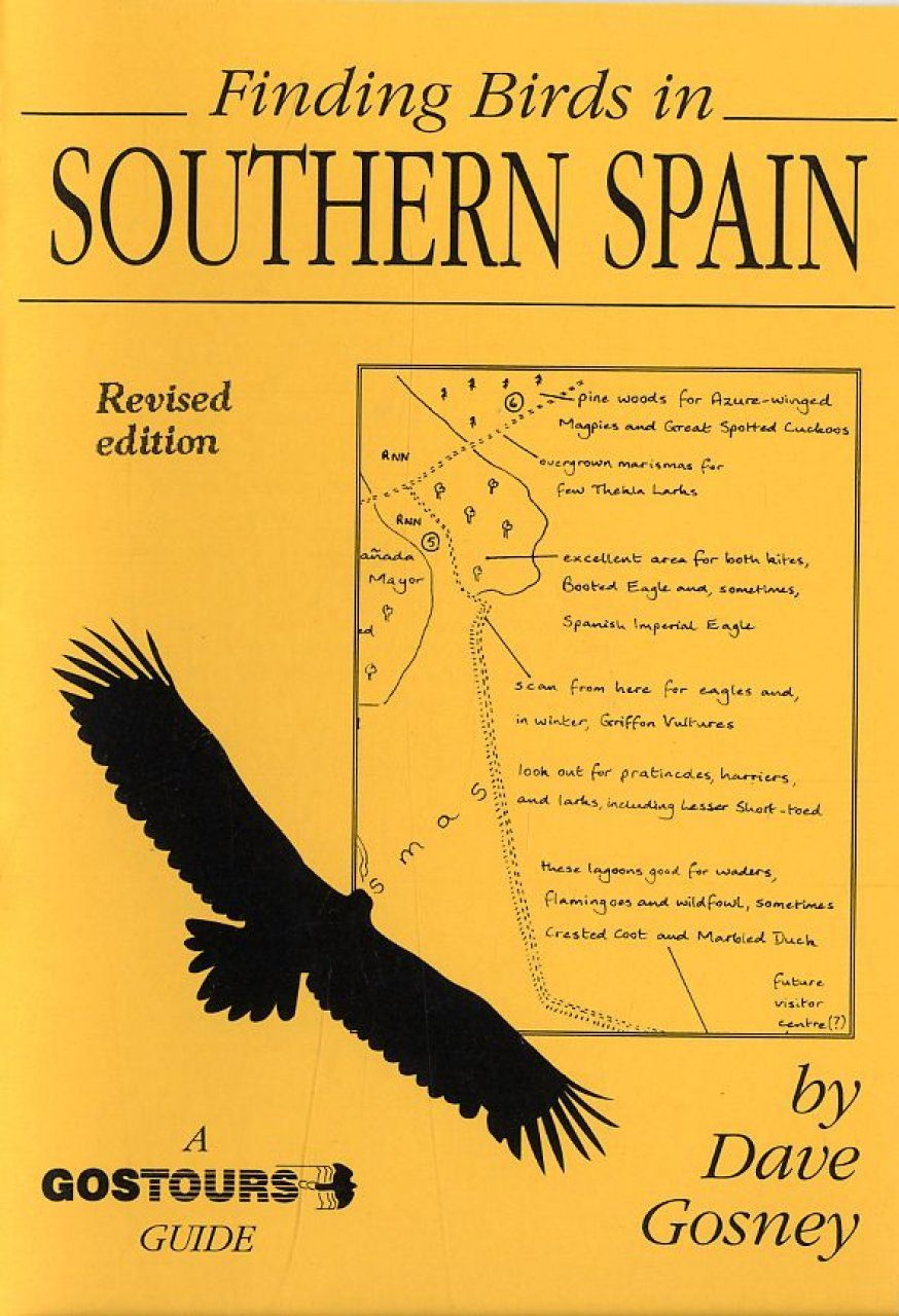 Finding Birds in Southern Spain