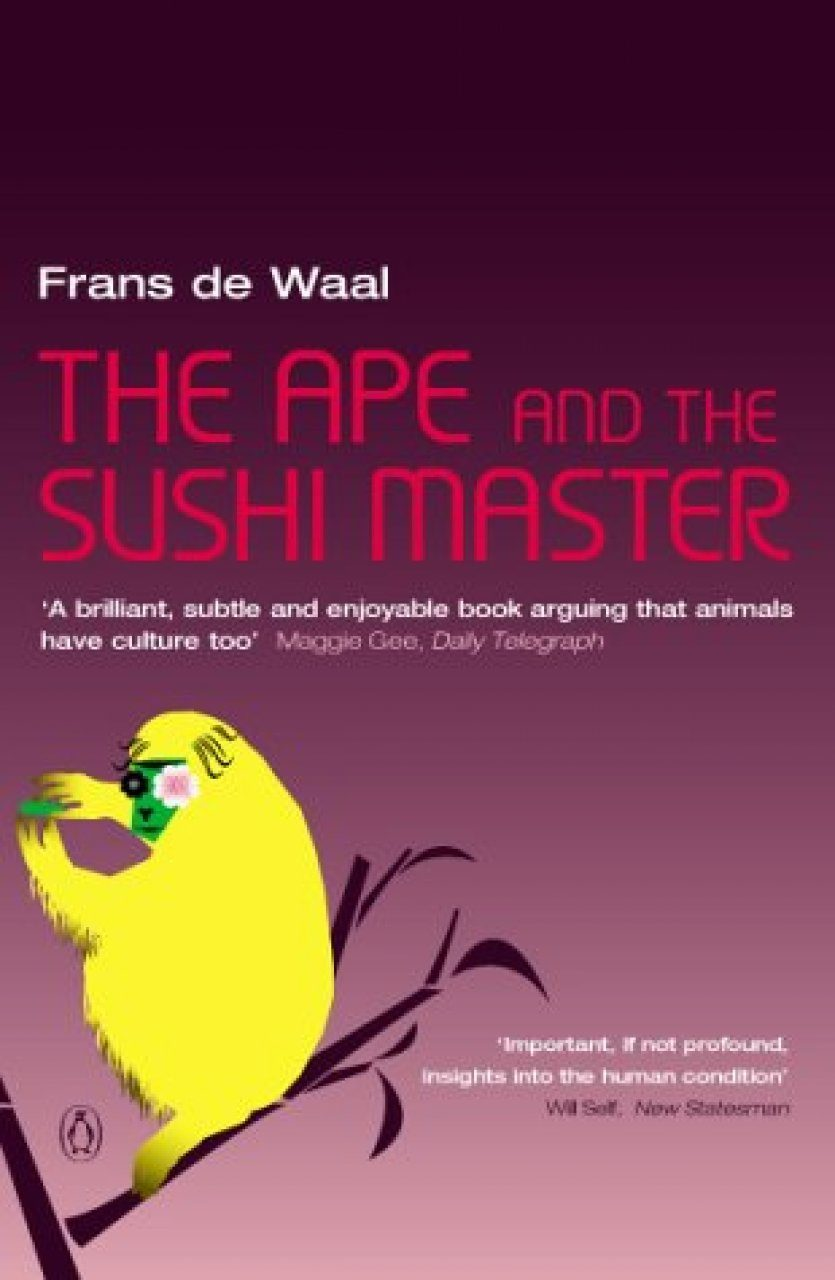 The Ape and the Sushi Master