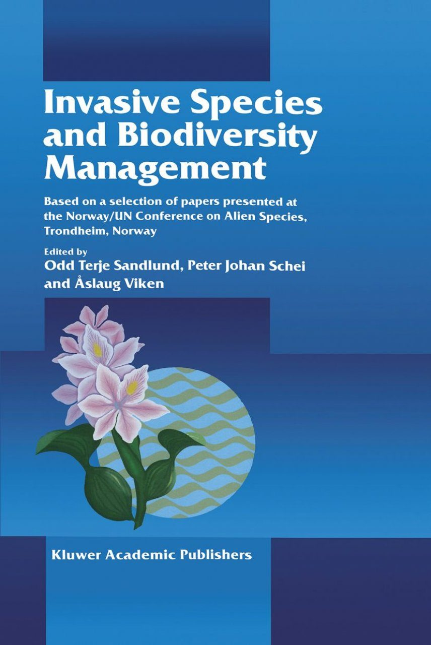 Invasive Species and Biodiversity Management