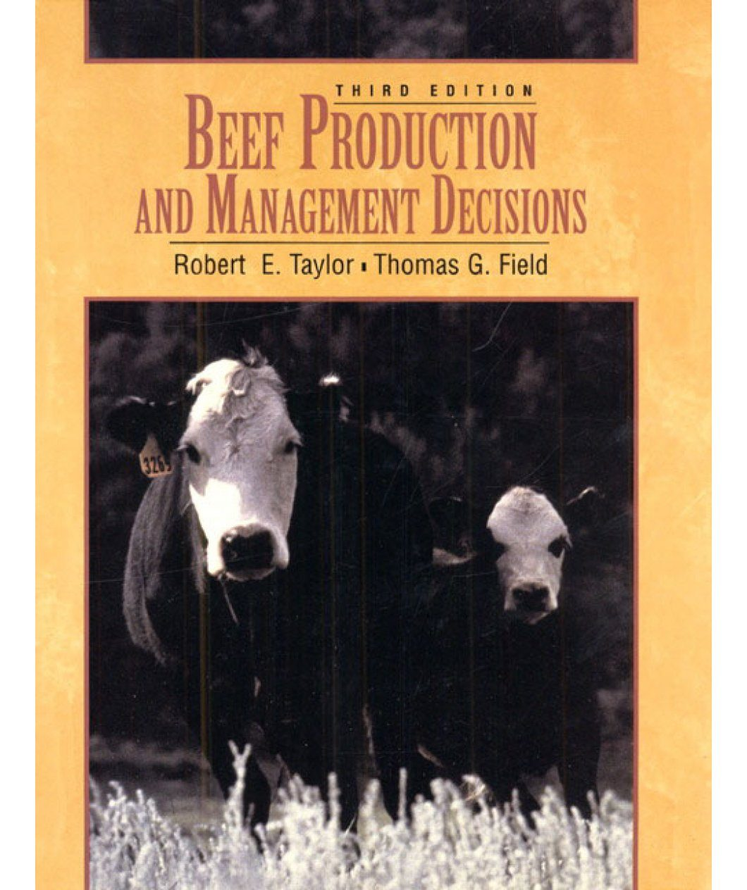 Beef Production and Management Decisions