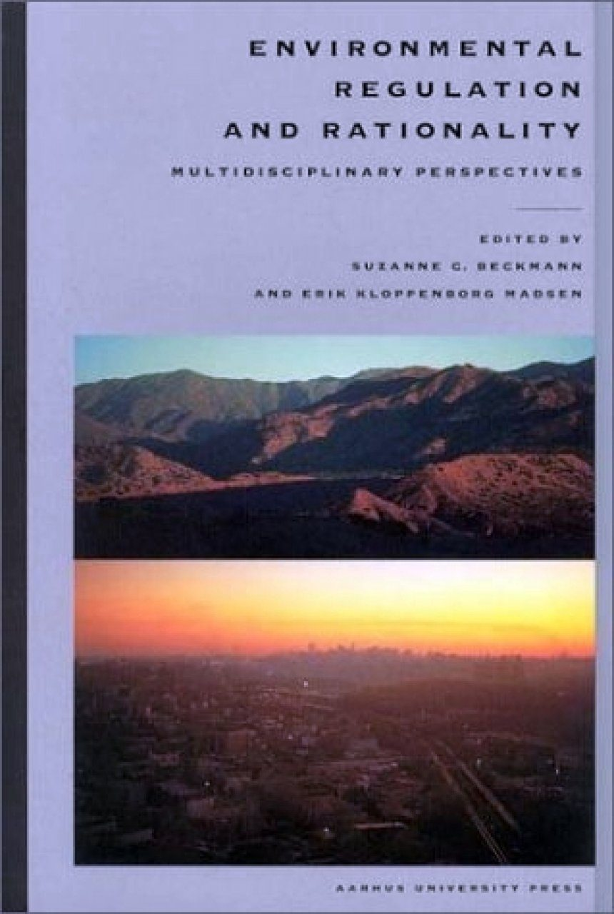 Environmental Regulation: Multidisciplinary Perspectives