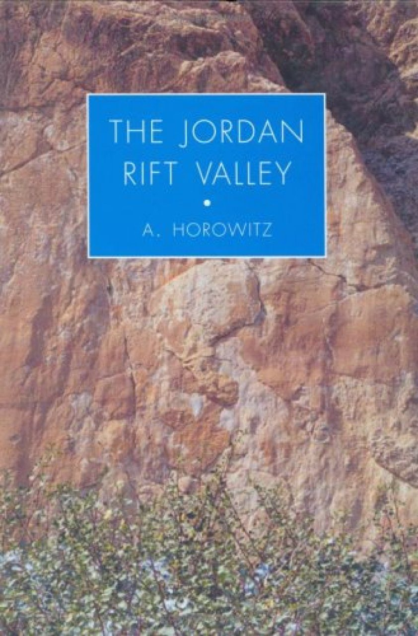 The Jordan Rift Valley