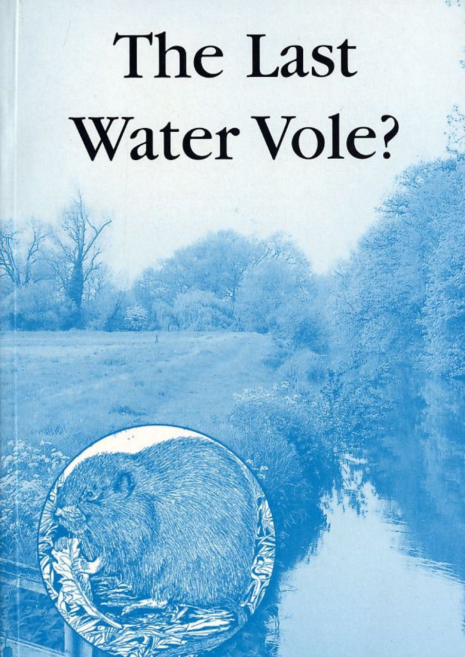 The Last Water Vole?