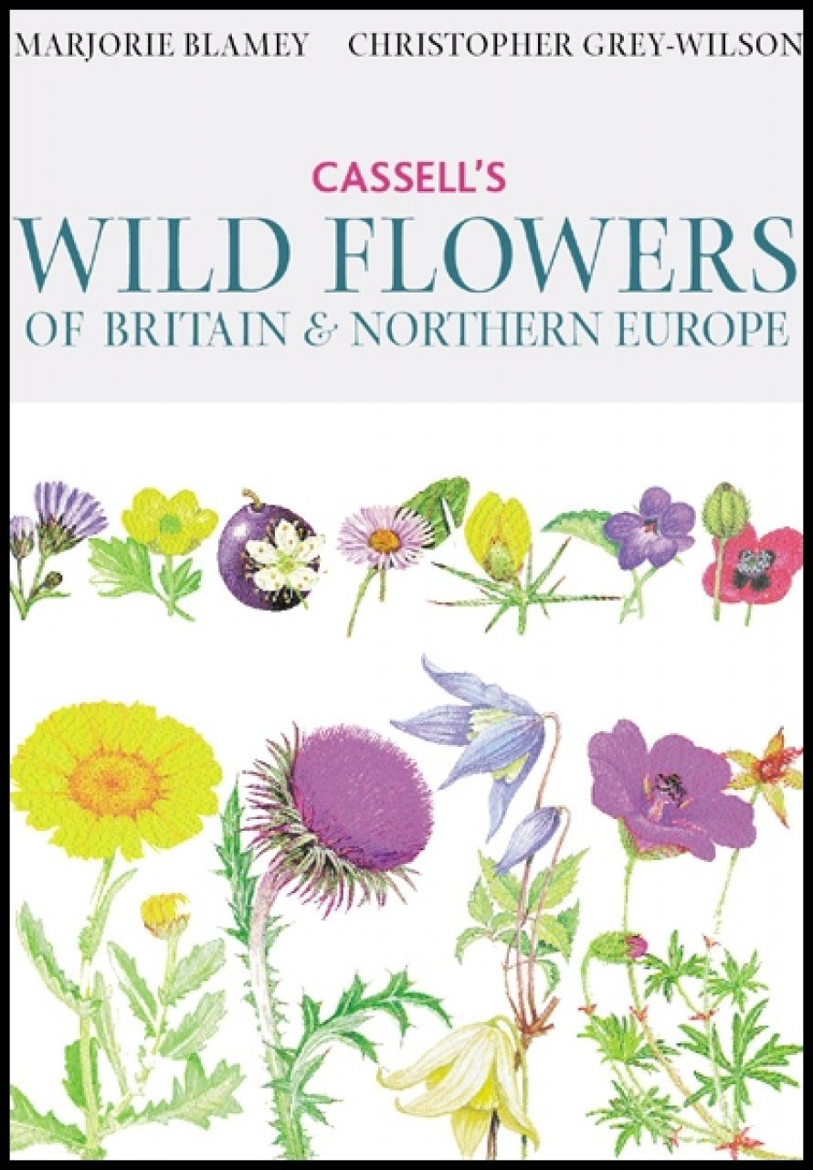 Cassell's Wild Flowers of Britain and Northern Europe
