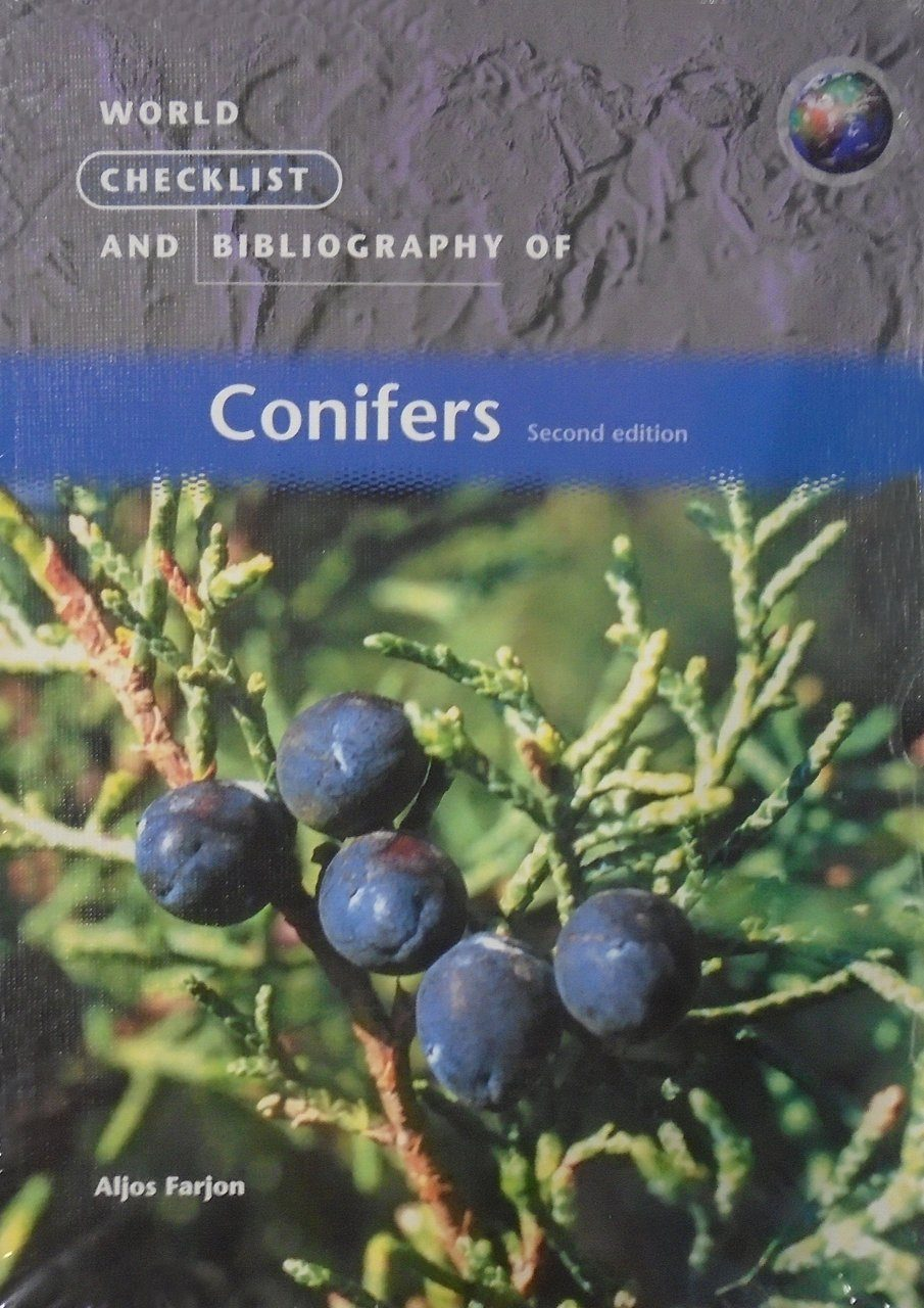 World Checklist and Bibliography of Conifers