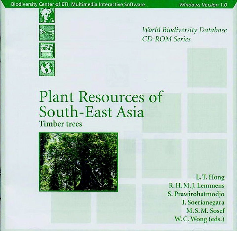 Plant Resources of South-East Asia: Timber Trees