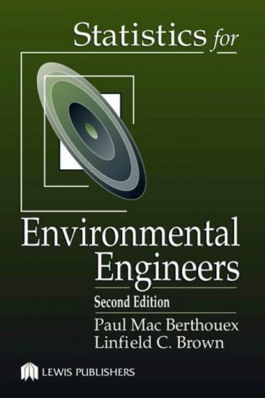 Statistics for Environmental Engineers