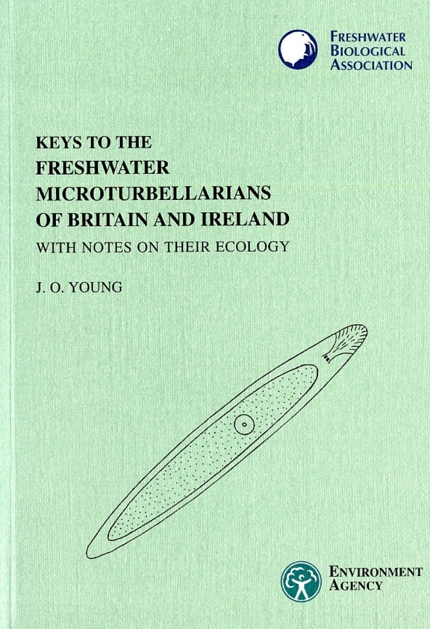 Keys to the Freshwater Microturbellarians of Britain and Ireland with Notes on Their Ecology