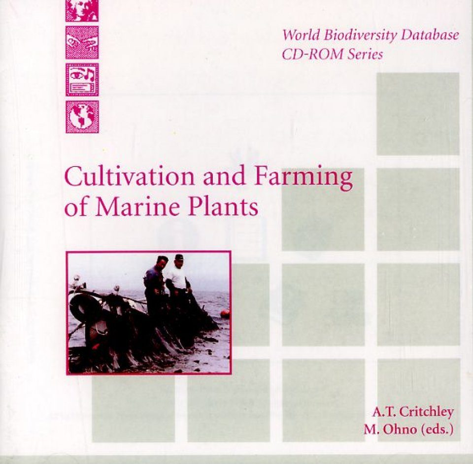 Cultivation and Farming of Marine Plants