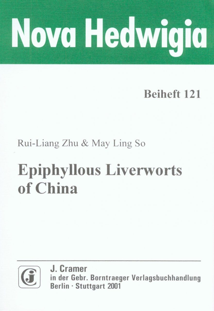 Epiphyllous Liverworts of China