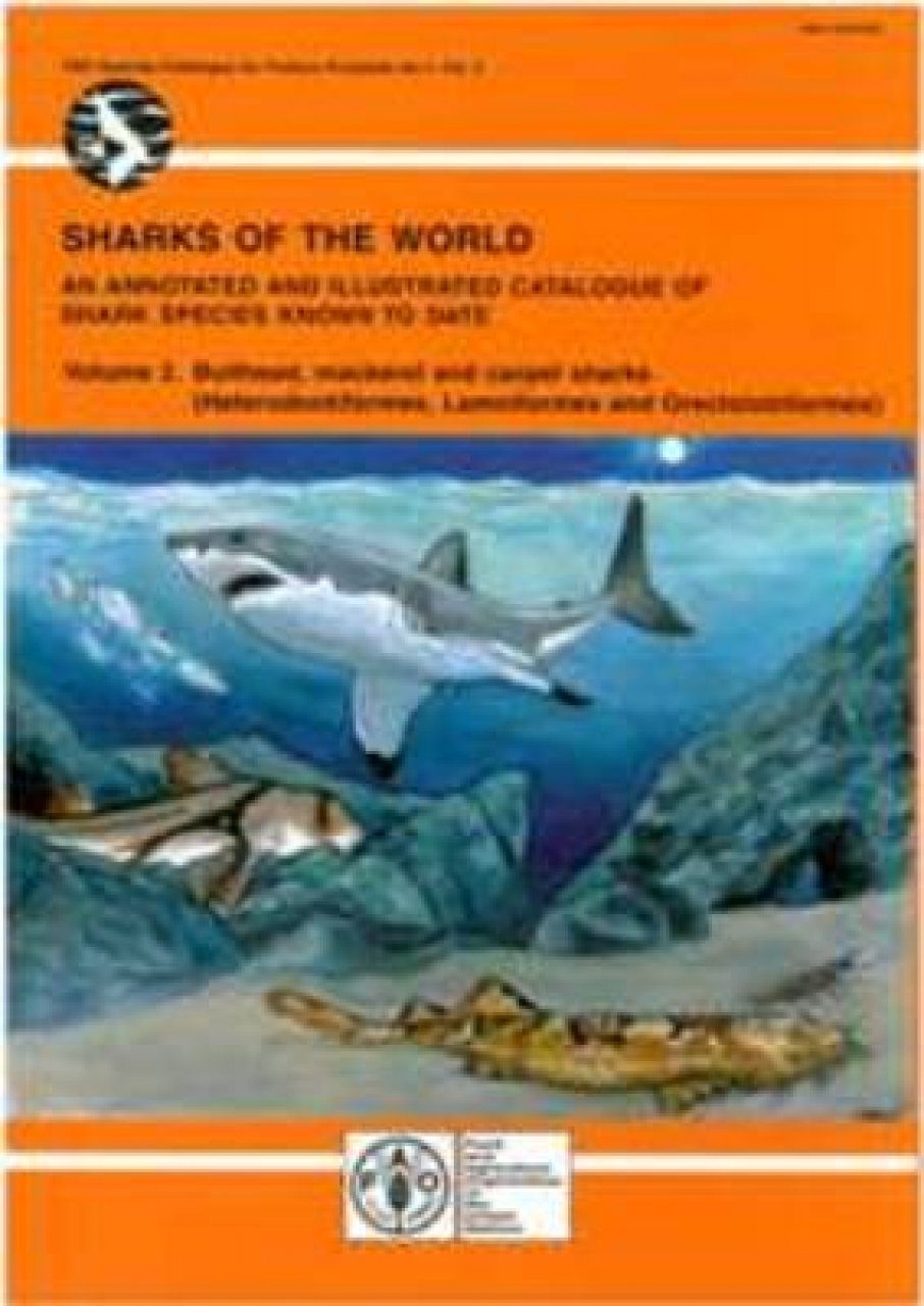 Sharks of the World: An Annotated and Illustrated Catalogue of Shark Species Known to Date, Volume 2