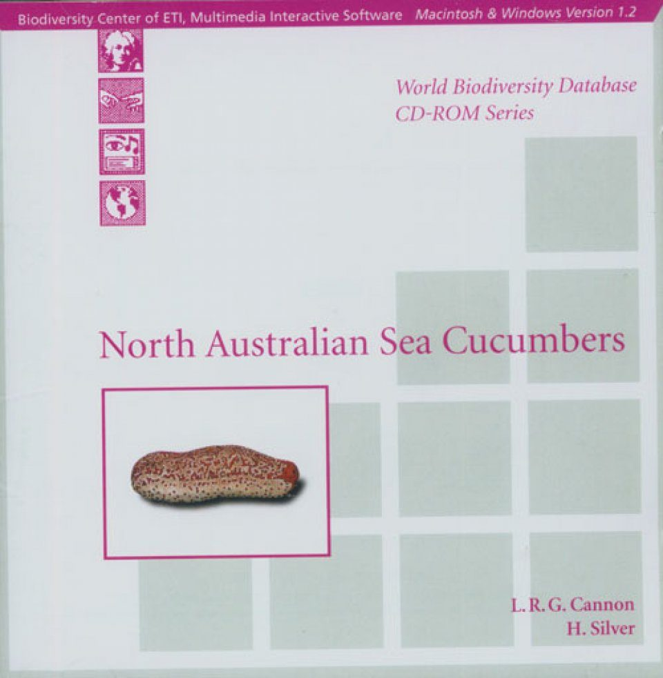 North Australian Sea Cucumbers (CD-ROM)